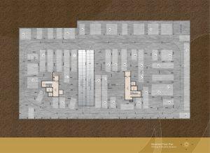 Basement floor Khushal garden